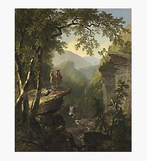 Asher Brown Durand - Kindred Spirits Photographic Print