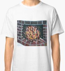 Fireplace Classic T-Shirt
