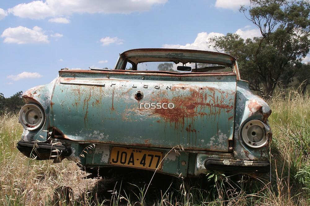 F.O.R.D ....Full Of Rust Dirt by rossco
