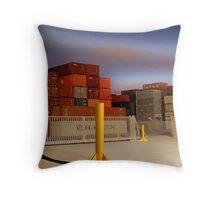 Sommerville Rd Throw Pillow