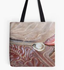 At the Fly Rodeo Tote Bag