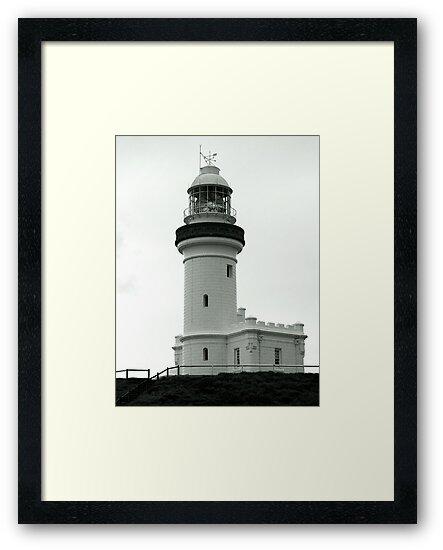 Byron Bay Lighthouse by Stephen Kilburn