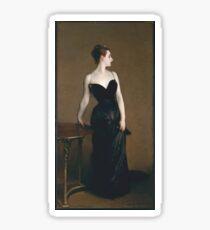 Emily Sargent - Madame X Sticker