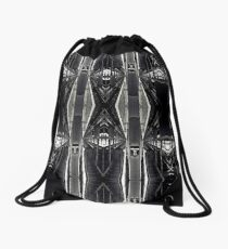 Tunnel Vision Drawstring Bag