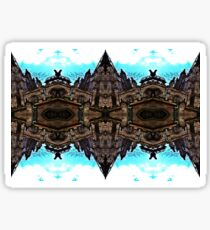 Colorful Gothic Sticker