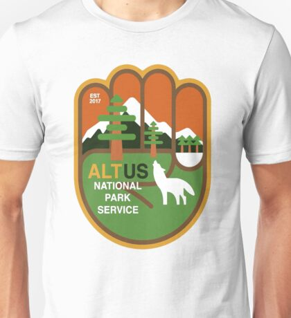 ALT National Park Service Unisex T-Shirt