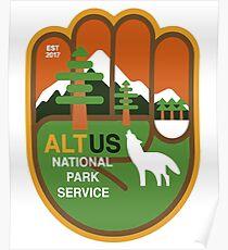 ALT National Park Service Poster