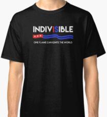 Indivisible: Liberal Anti Trump Movement Classic T-Shirt