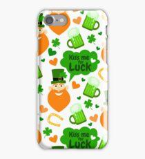 Funny Patrick's Day.  iPhone Case/Skin