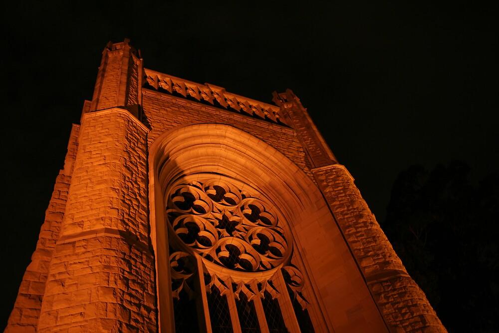 Dark Church Rising by Nathan Thomas