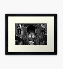 Romsey Abbey (2) Framed Print