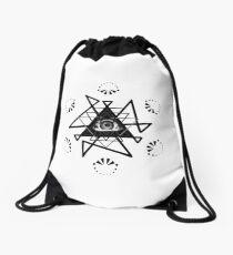 Eye's Sigil Drawstring Bag