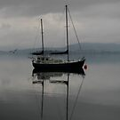 at silent moorings by stickelsimages