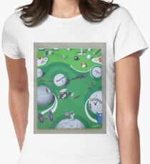 The Fairway Womens Fitted T-Shirt