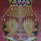 Vase of Life by Matai (Max) Volau