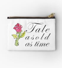 Tale as old as time Studio Pouch