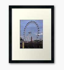 Two Icons Framed Print