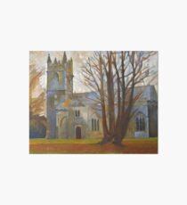 Dartington Church, Devon Art Board