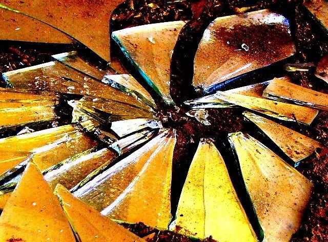 Broken by Bianca Moseley