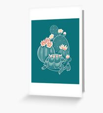 Find a tortoise  Greeting Card