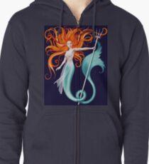 Siren II Zipped Hoodie