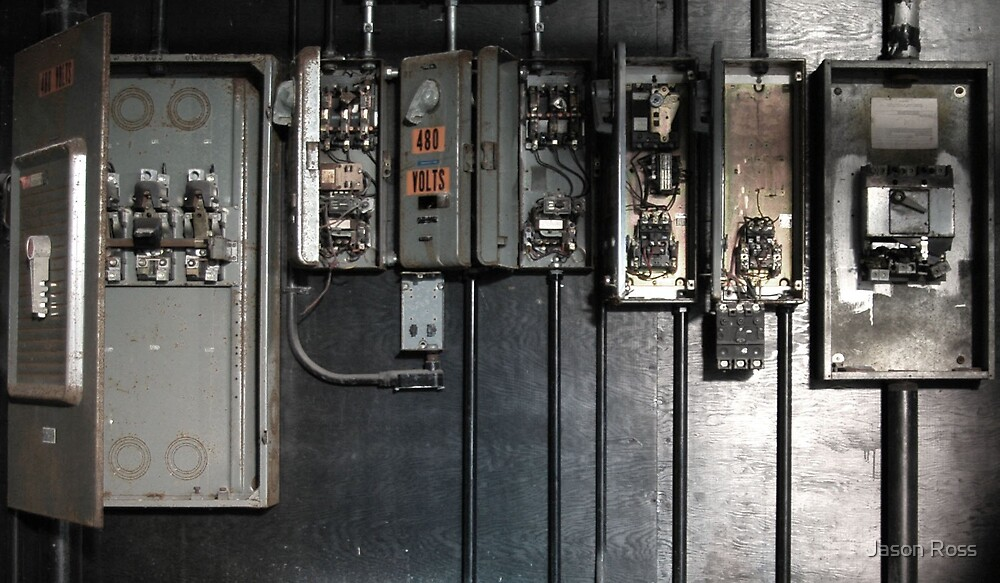 wall switches by Jason Ross