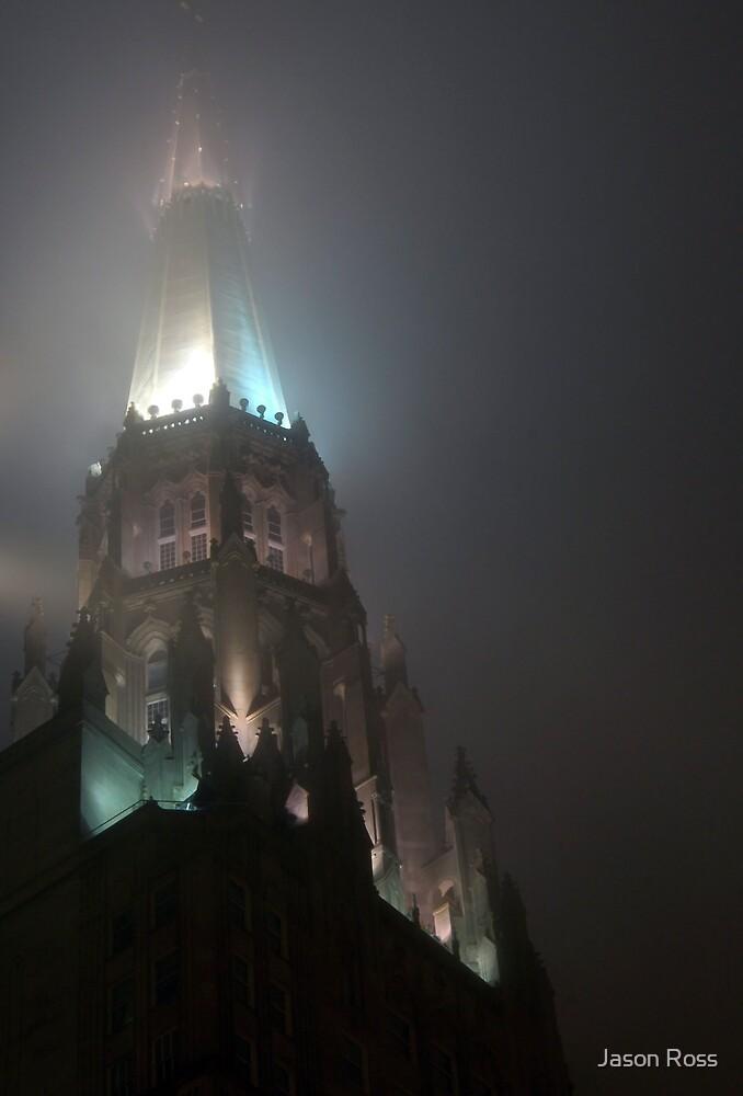 Chicago Fog by Jason Ross