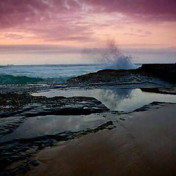 Beach Morning 3 by Snelvis