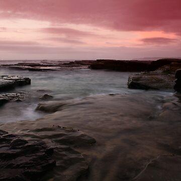 Beach Morning 4 by Snelvis