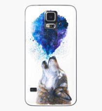 Howling Wolf Hülle & Skin für Samsung Galaxy