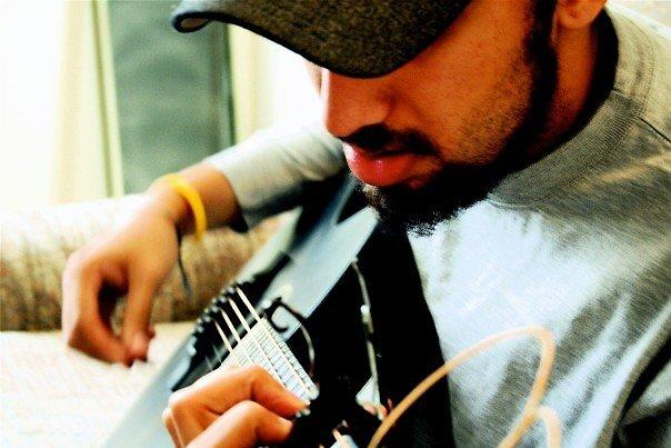 Martin Guitar by Matt Addington