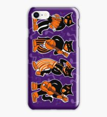 Scat Cats iPhone Case/Skin