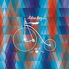 Poster of Retro-bicycle 1803 by schtroumpf2510