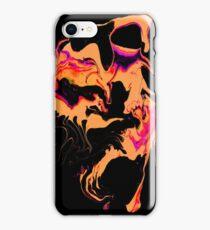 Orange Purple iPhone Case/Skin