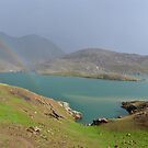 Rainbow Lake  by Atif Hussain