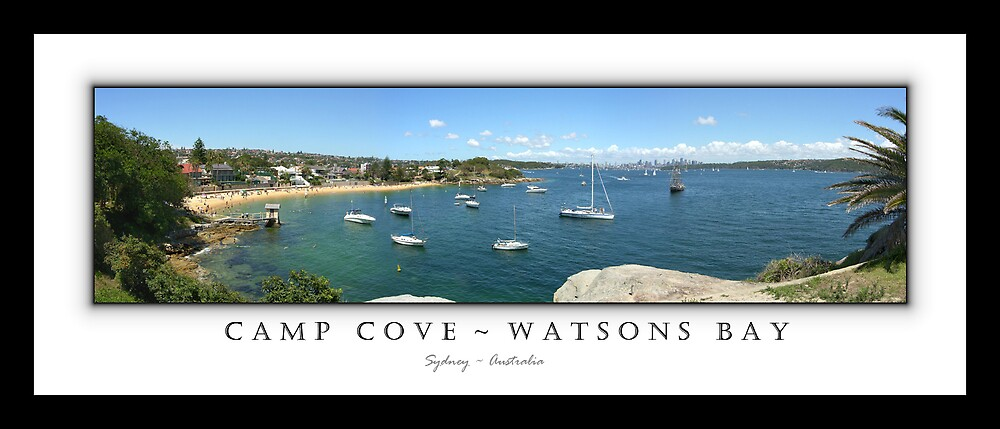 Camp Cove by Shane Smith