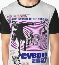 cyborg 2087 Graphic T-Shirt