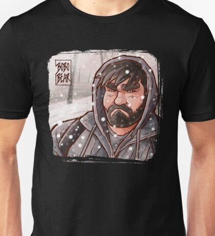 ADAM LIKES TO BE GRUMPY Unisex T-Shirt