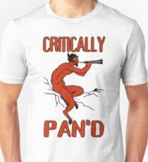 Critically Pan'd Unisex T-Shirt