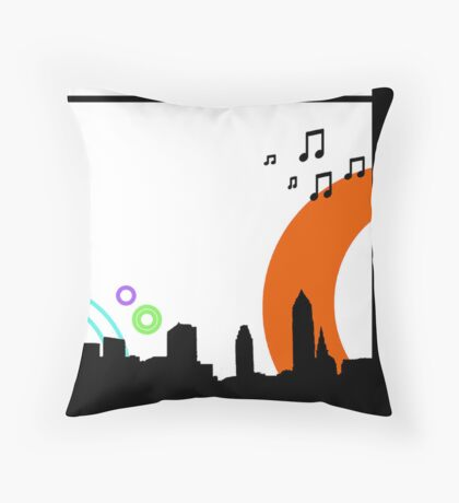 Unleash your... Throw Pillow