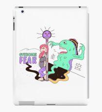 Overcome Fear iPad Case/Skin