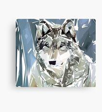 Loup Canvas Print