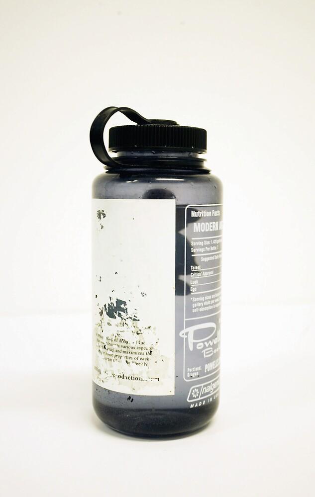Water Bottle by Jonathan