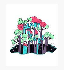 Plant a Tree Photographic Print