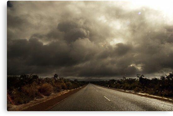The Shining Path by GCPhoto