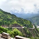 Kaghan Valley  by Atif Hussain
