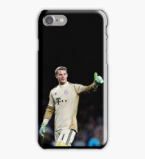 Manuel Neuer iPhone Case/Skin