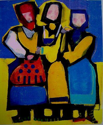 three women by liz strauss