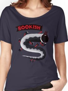 Bookish Dragon Women's Relaxed Fit T-Shirt