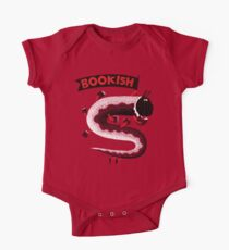 Bookish Dragon One Piece - Short Sleeve
